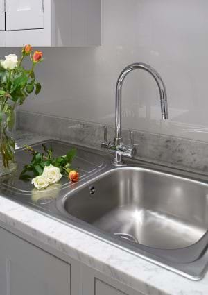 Rangemaster Taps and Sinks