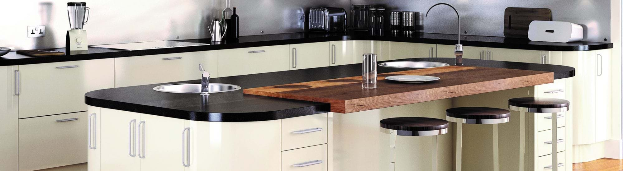 Accessories and Worktops