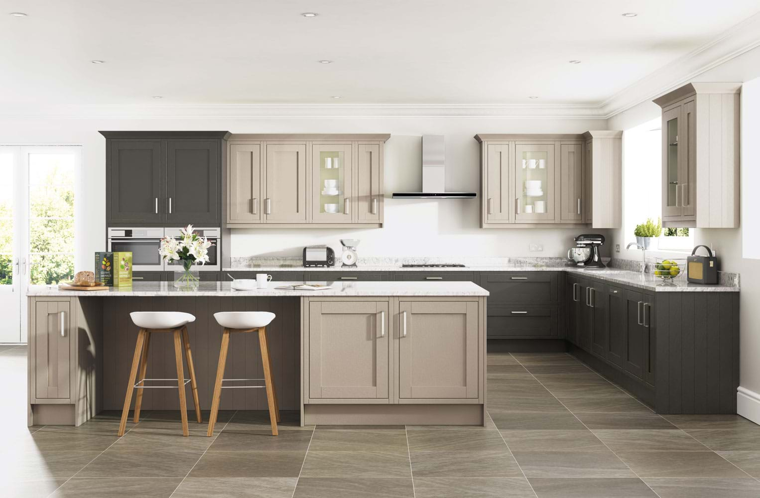 Casa Fitted Kitchens Exclusive Kitchens Leekes
