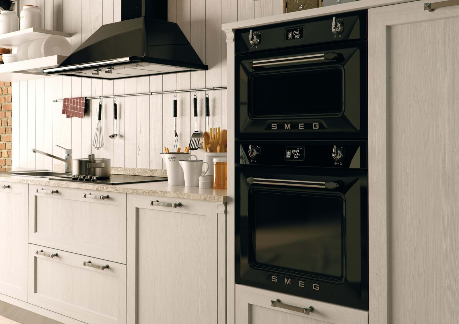 Range Style Cookers >> Smeg | Appliance Brands | Leekes Kitchens