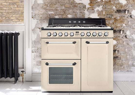Smeg Range Cooking