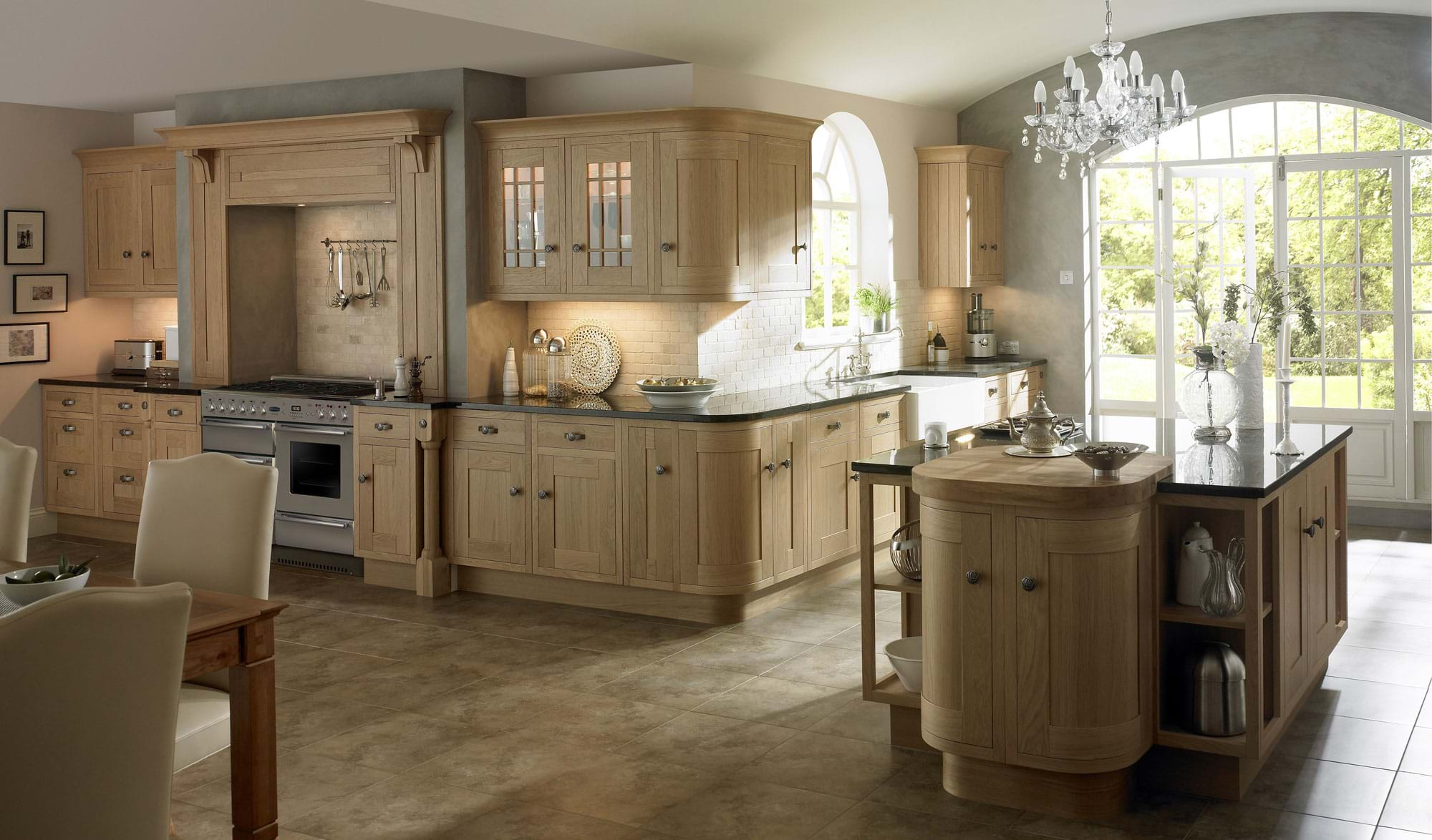 Advantages of a Traditional Kitchen
