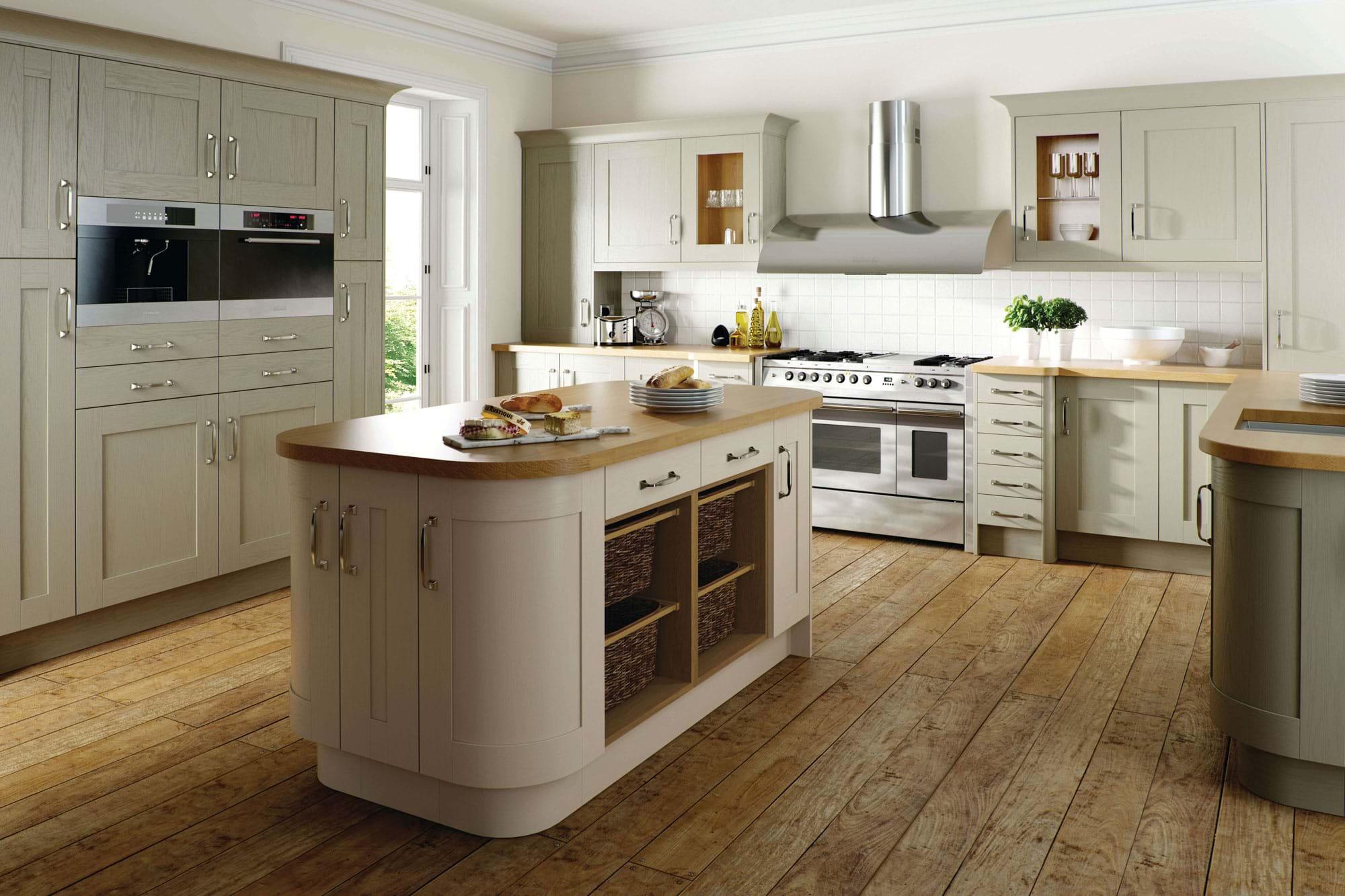 Shaker Leekes Kitchens