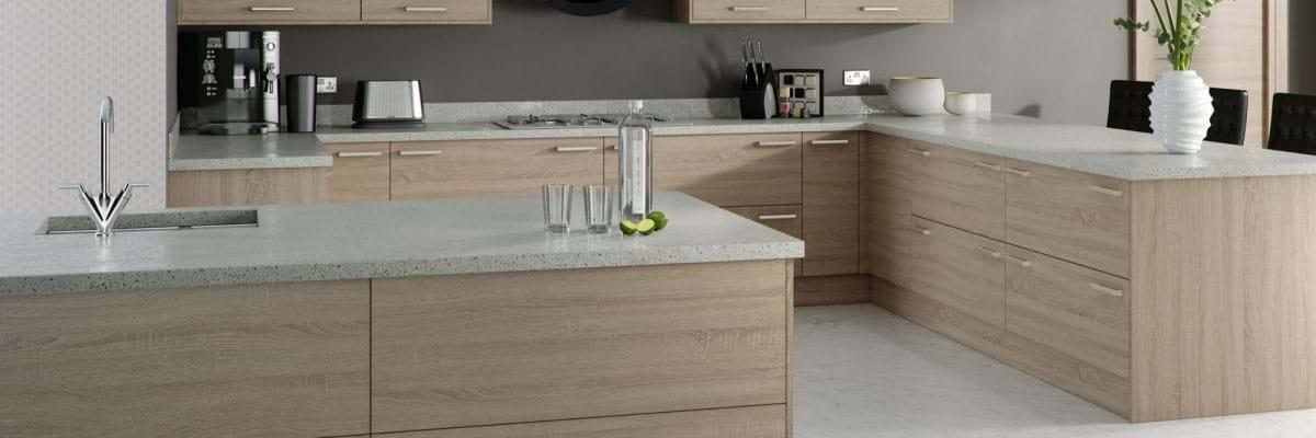 Wood Effect Kitchens