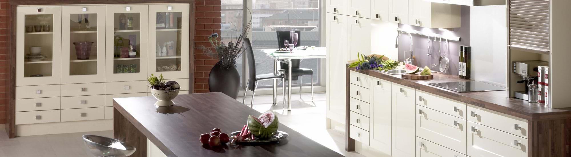 Wood and Laminate Worktops