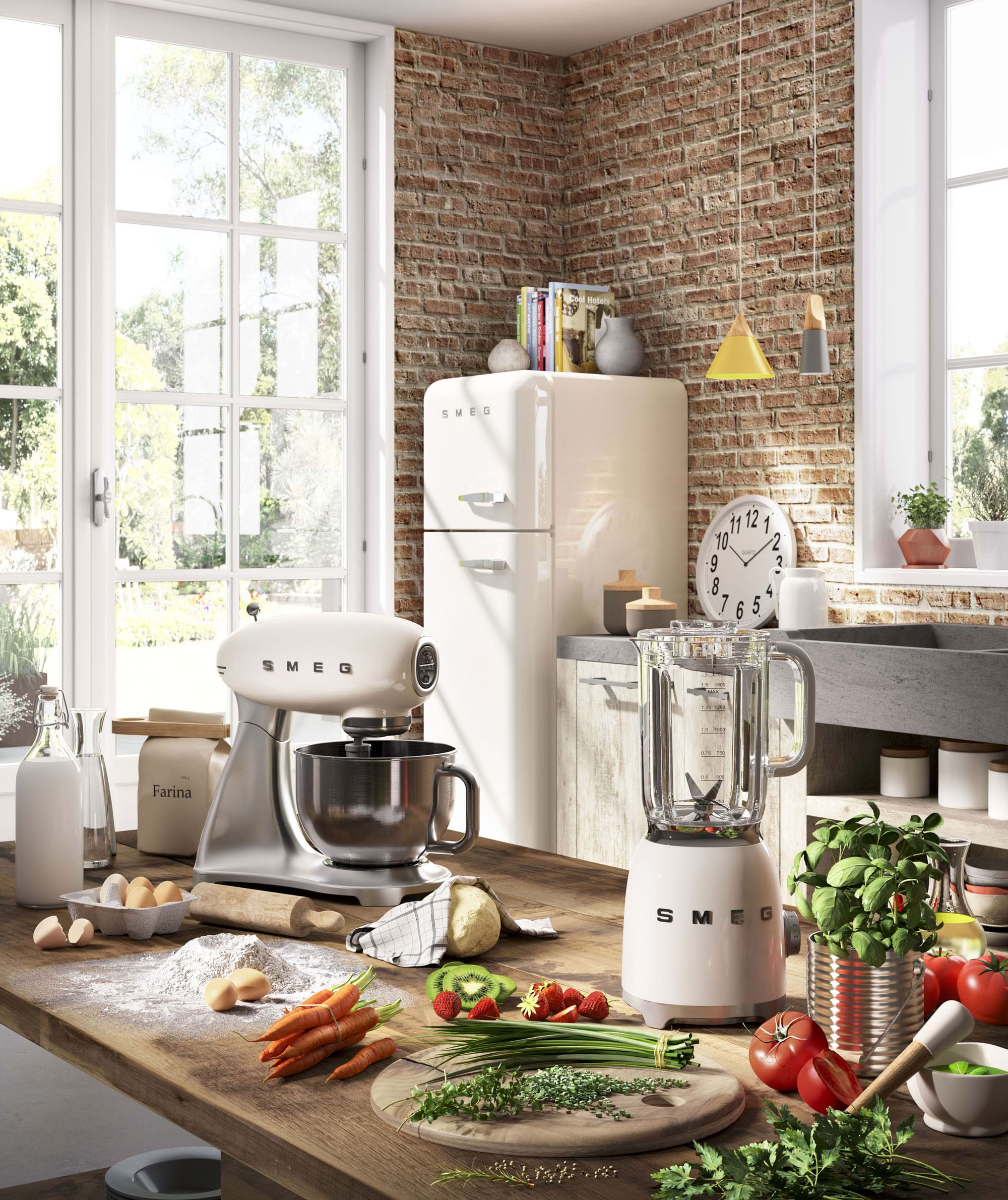 Smeg Appliances