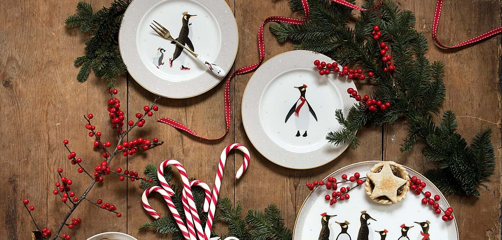How to Get Your Kitchen Christmas Ready
