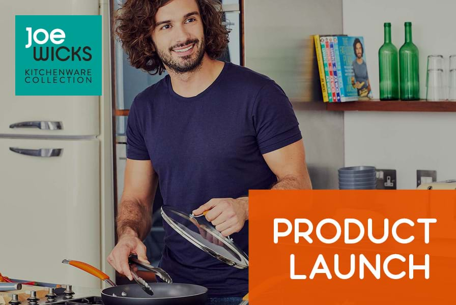 Joe Wicks Product Launch