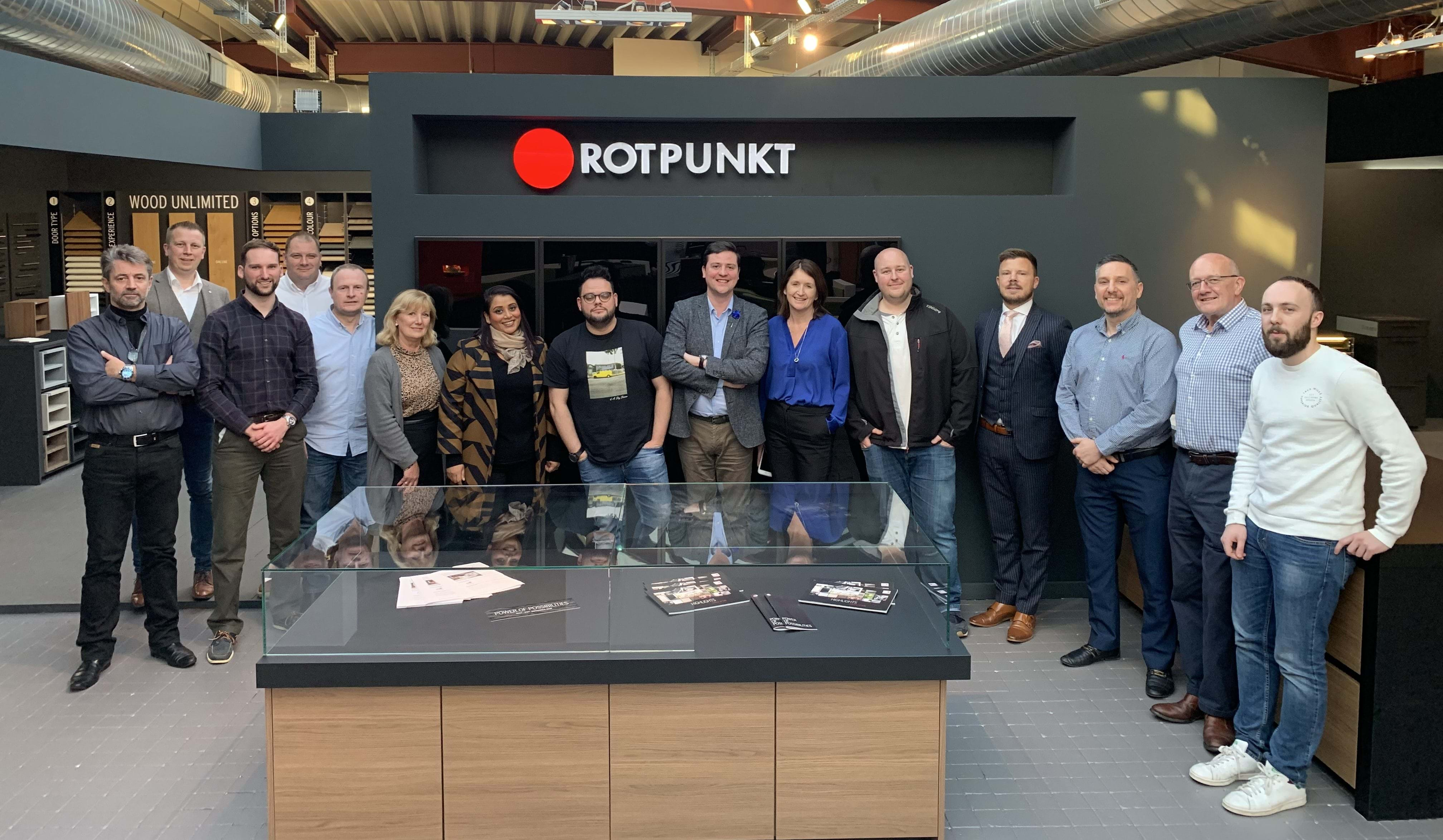 Rotpunkt Factory and Showroom Visit