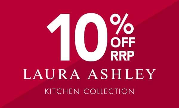 10% off Laura Ashley