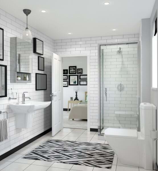 Escale Hero bathroom