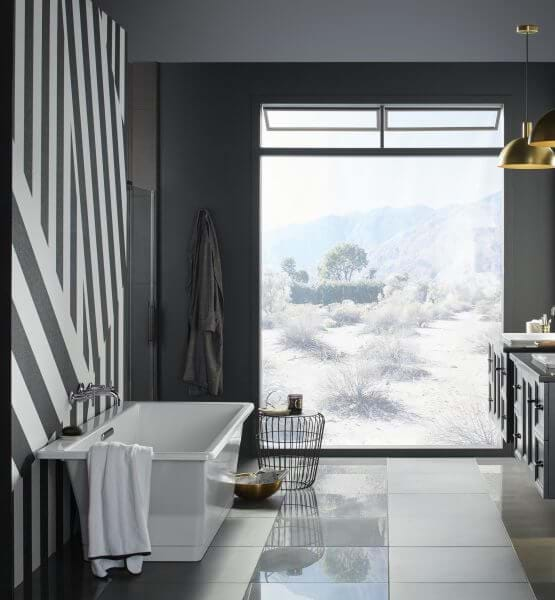 Rêve bathroom