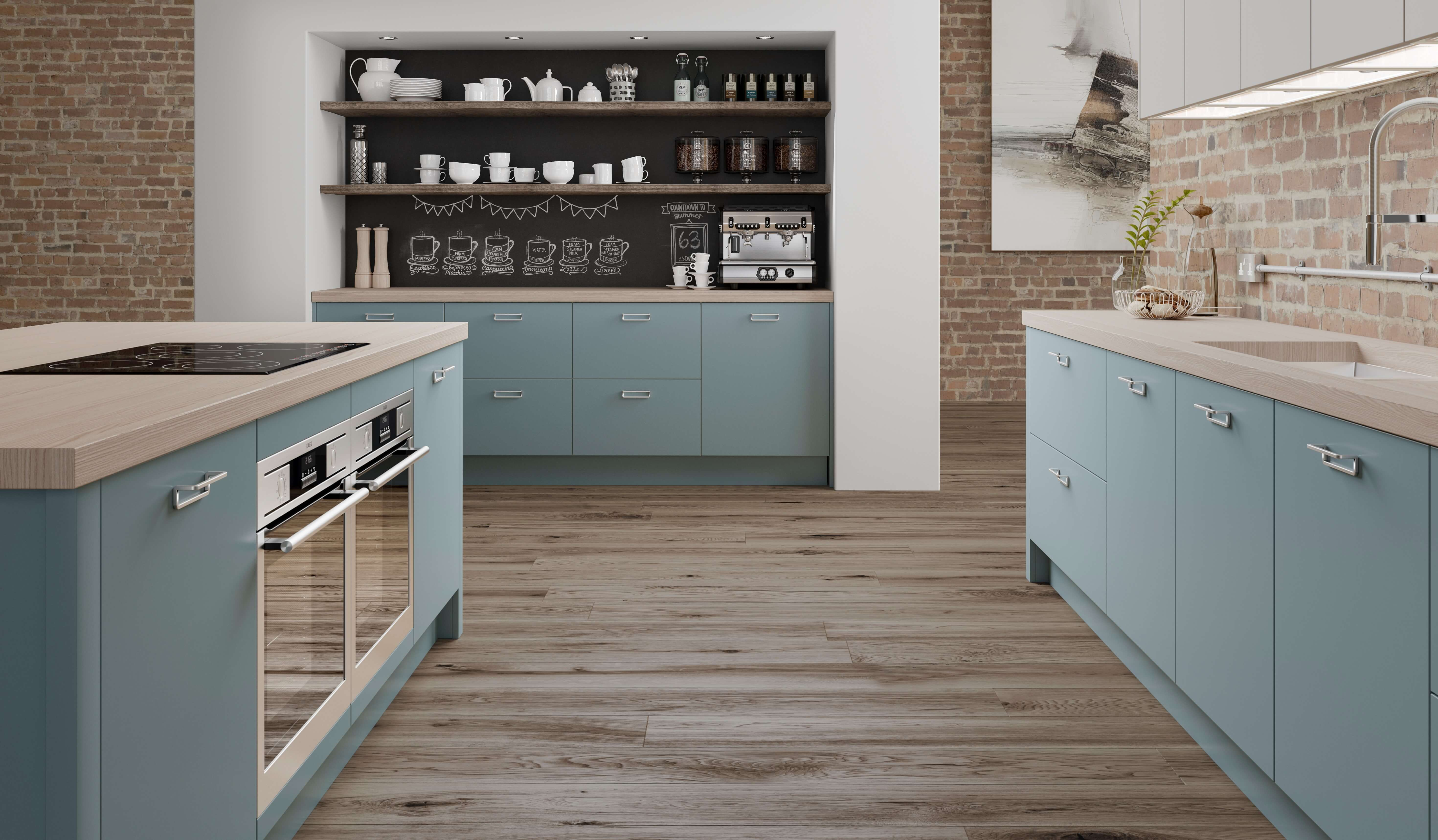 How to Inject Colour into your Kitchen
