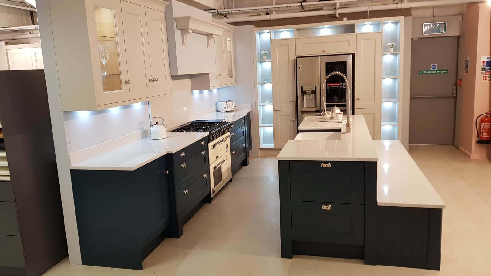 Fantastic New Kitchen Displays In Our Bilston Store