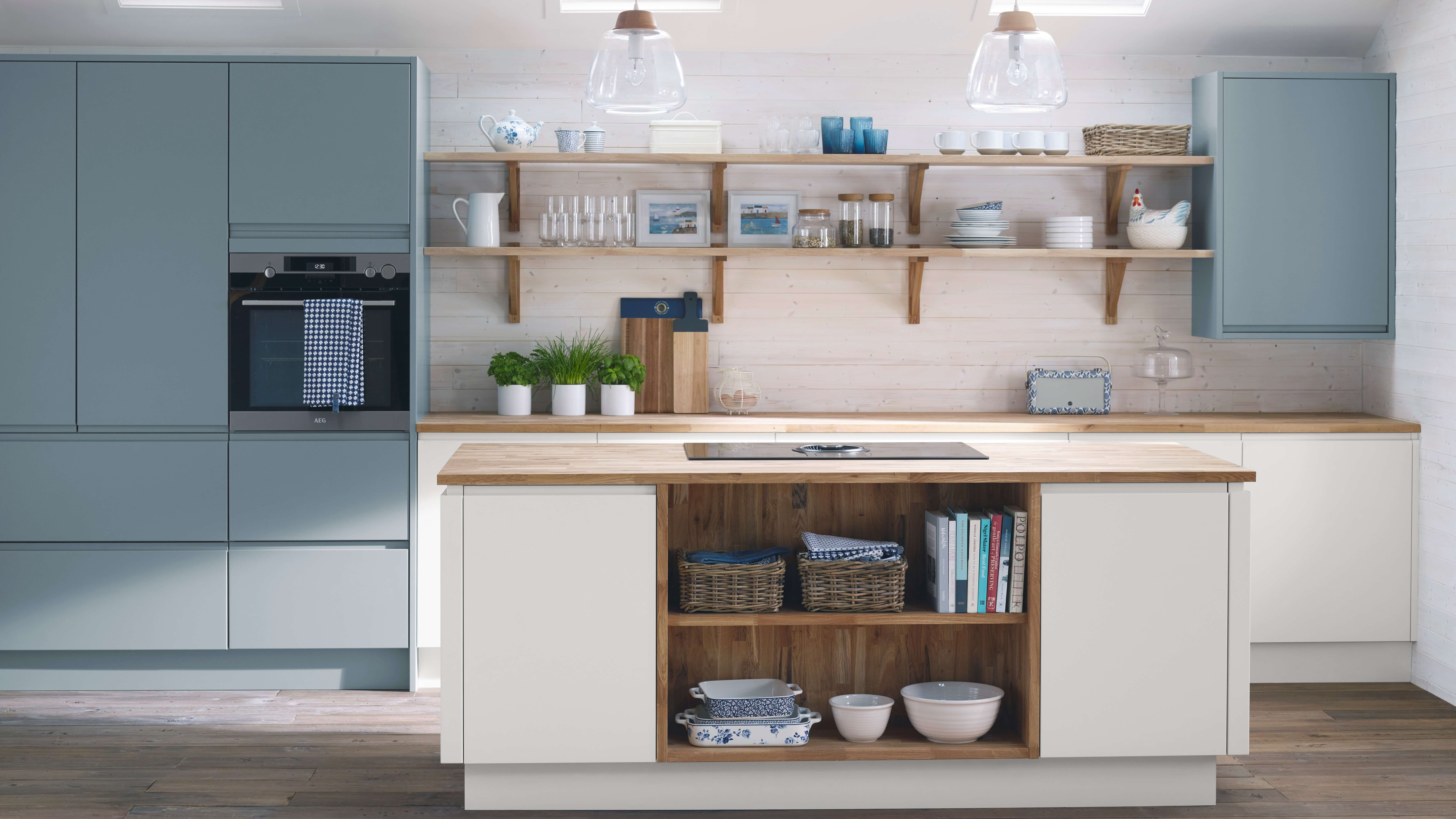 Beautiful Kitchens From Laura Ashley