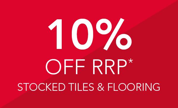 10% off Tiles