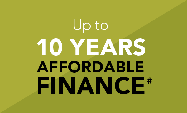 Spread the cost of your kitchen over 10 years with our affordable finance options.