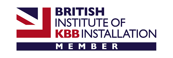 British institute of Kitchen, Bedroom and Bathroom Installers logo