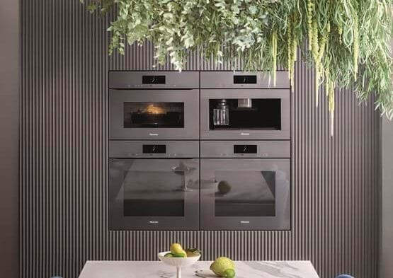 Miele built in ovens