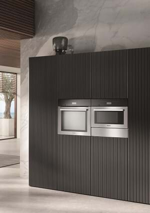 Miele built in microwave oven