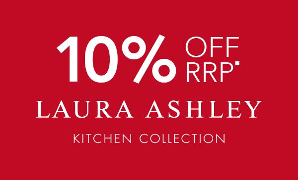 10% off Laura Ashley kitchens