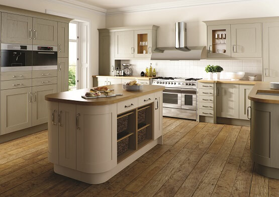 Laura Ashley Whitby kitchen