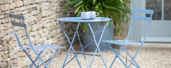 Bistro Sets, Tables & Chairs