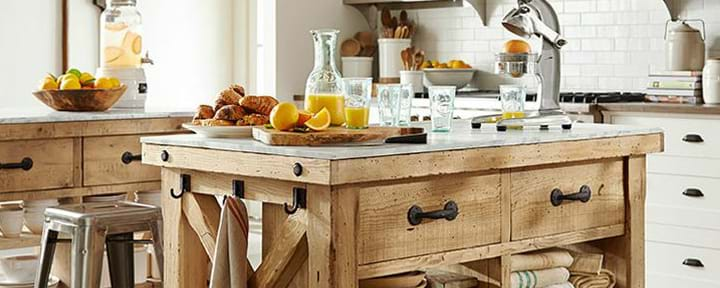 Kitchen Islands & Butchers Blocks