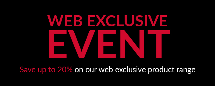 Shop All Web Exclusive Offers