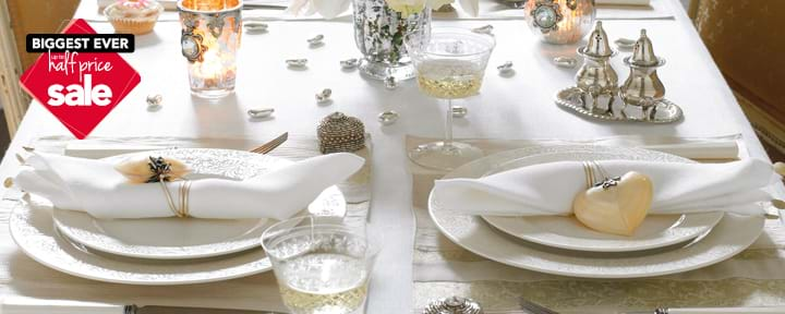 Table & Glassware