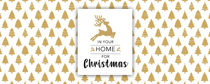 In Your Home for Christmas