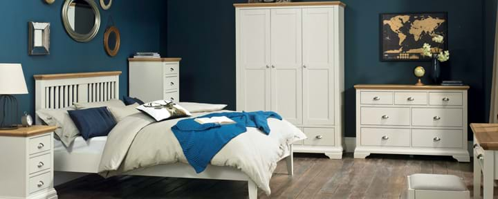 Casa Bampton Soft Grey & Oak