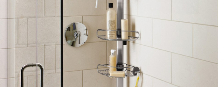 Shower Storage & Baskets