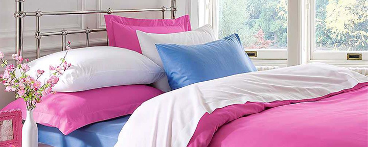 Plain Dye Bedding