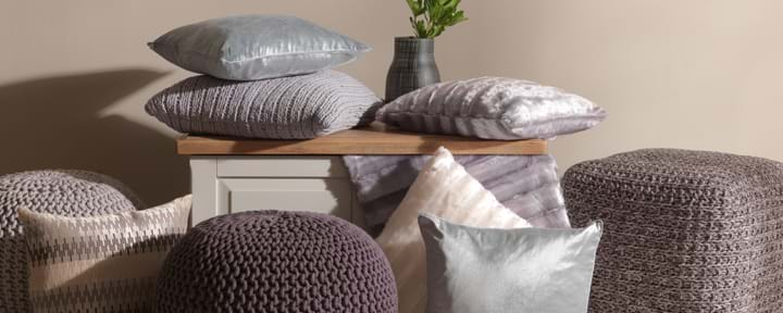 Cushions, Bean Bags & Throws