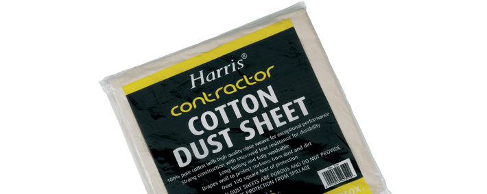 Dust Sheets & Tools