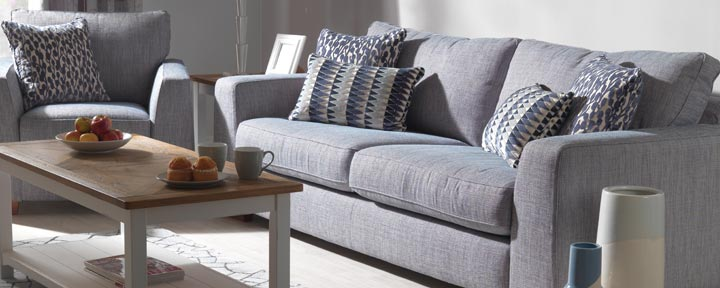 Fabric Sofas Buy Online or Click and Collect Leekes