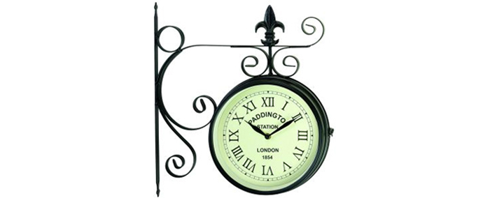 Garden Clocks & Barometers