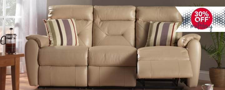 Multibuy 30% Off Selected Sofas & Chairs