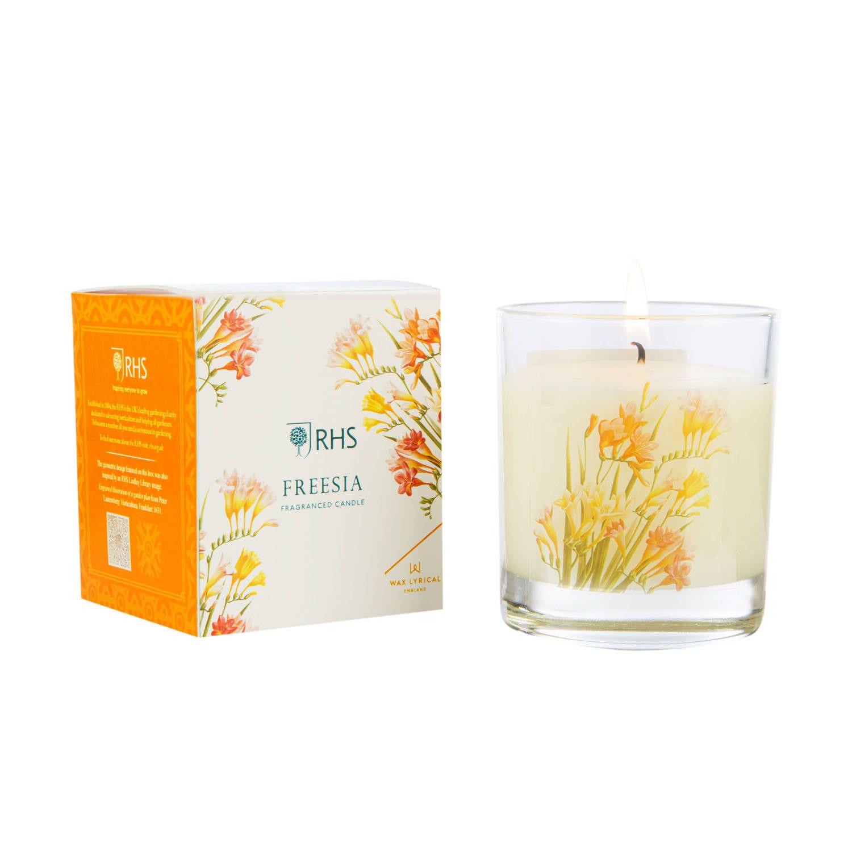Image of Wax Lyrical Colony Medium Jar Candle, Freesia