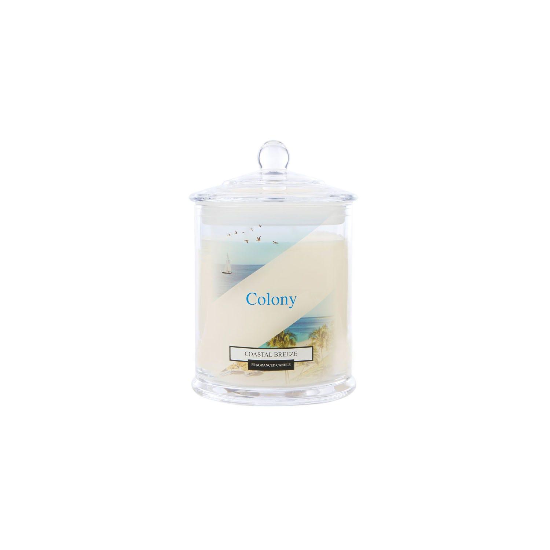 Image of Wax Lyrical Colony Small Jar Candle, Coastal Breeze