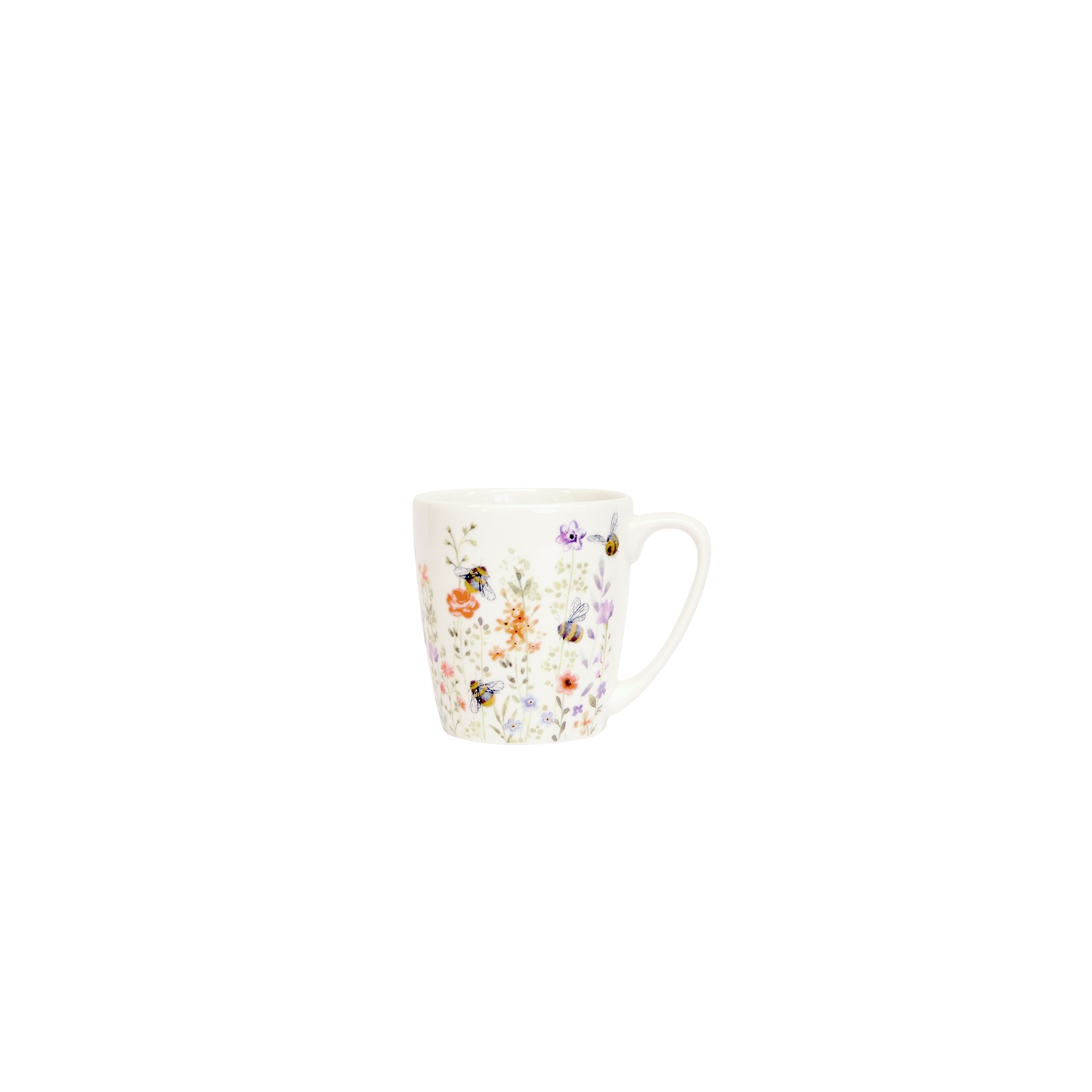 Image of Churchill China, Bee Watch Mug, 300ml, White