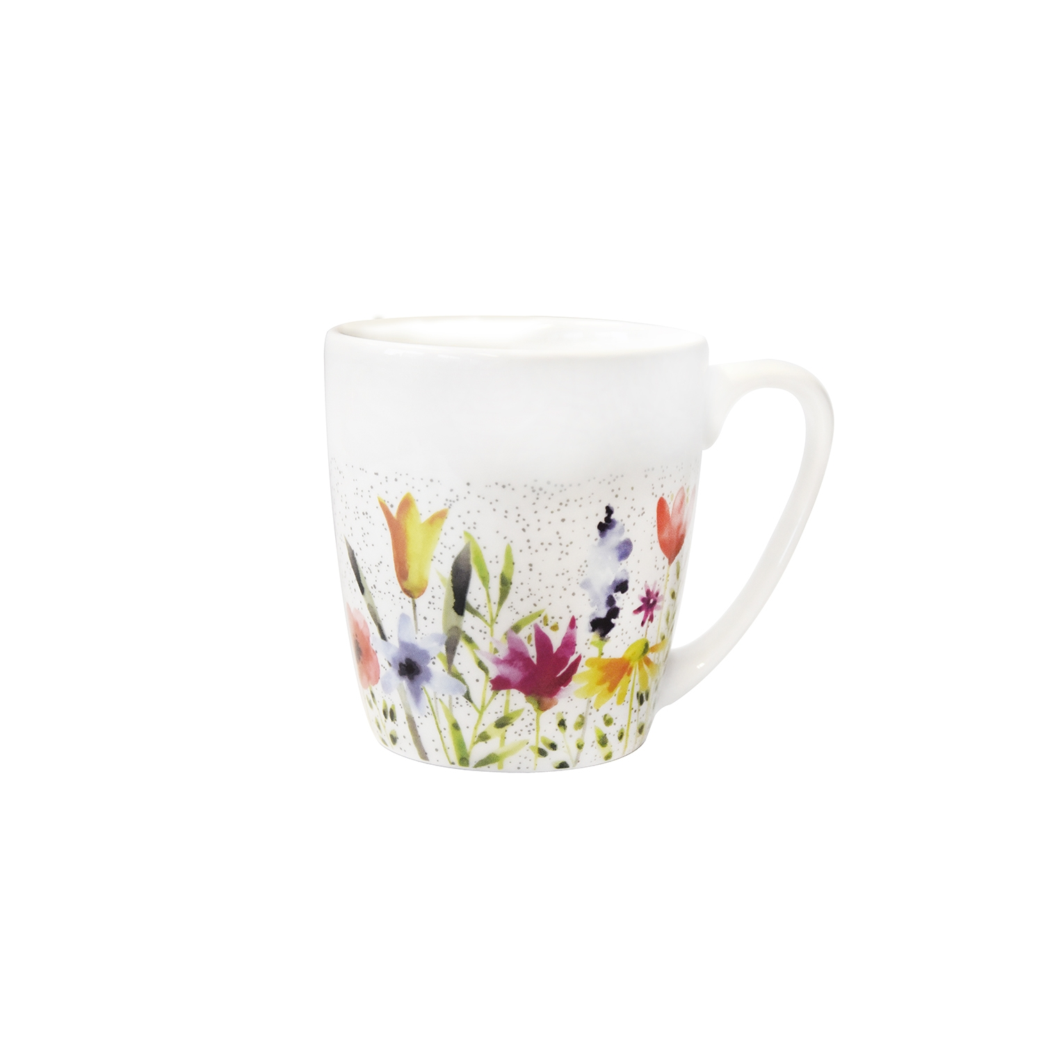 Image of Churchill China, Aquarelle Mug, White, 300ml