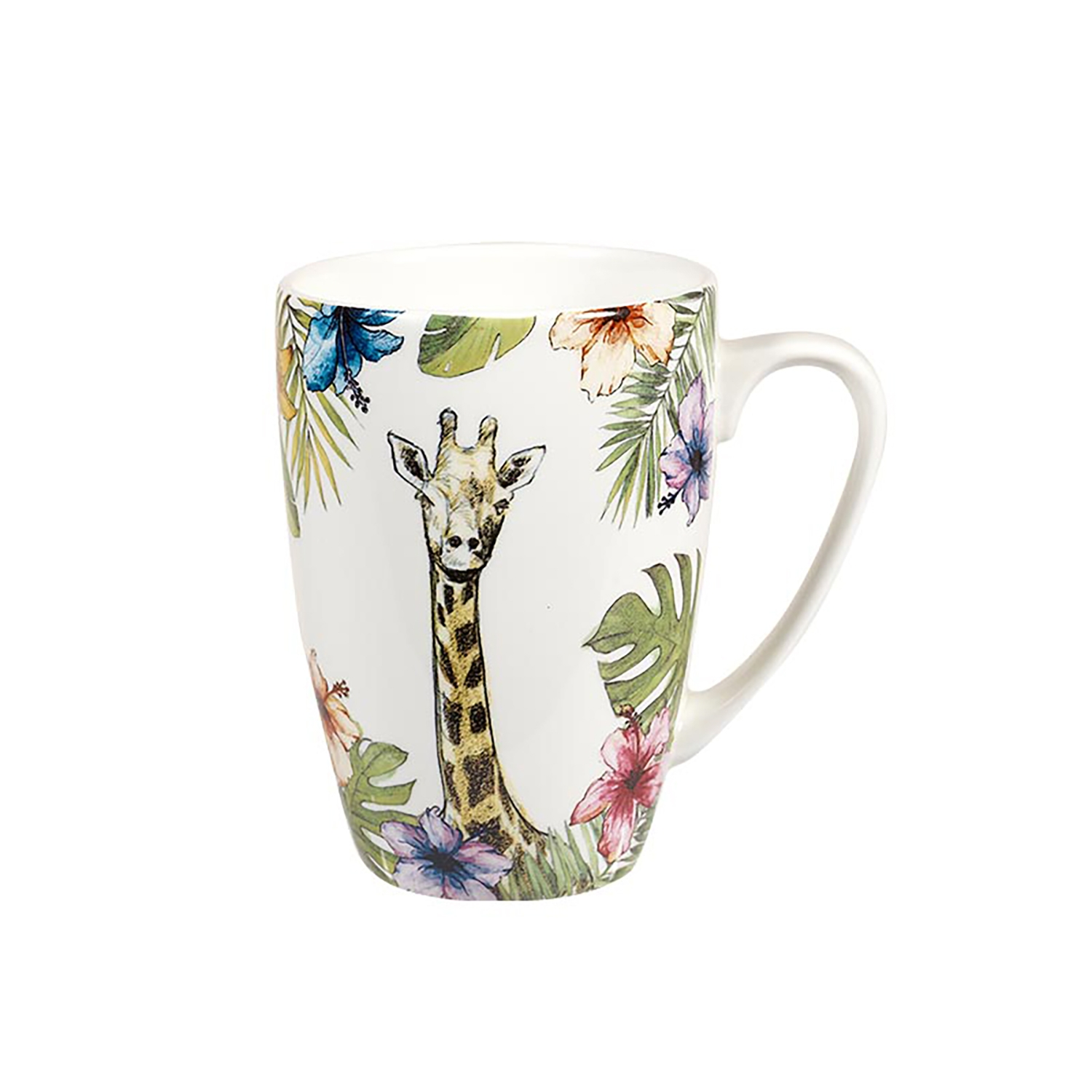 Image of Churchill China, Giraffe Mug, 275ml, Asstd