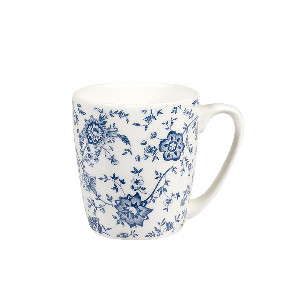 Image of Churchill China, Jacobean Mug, 300ml, Blue