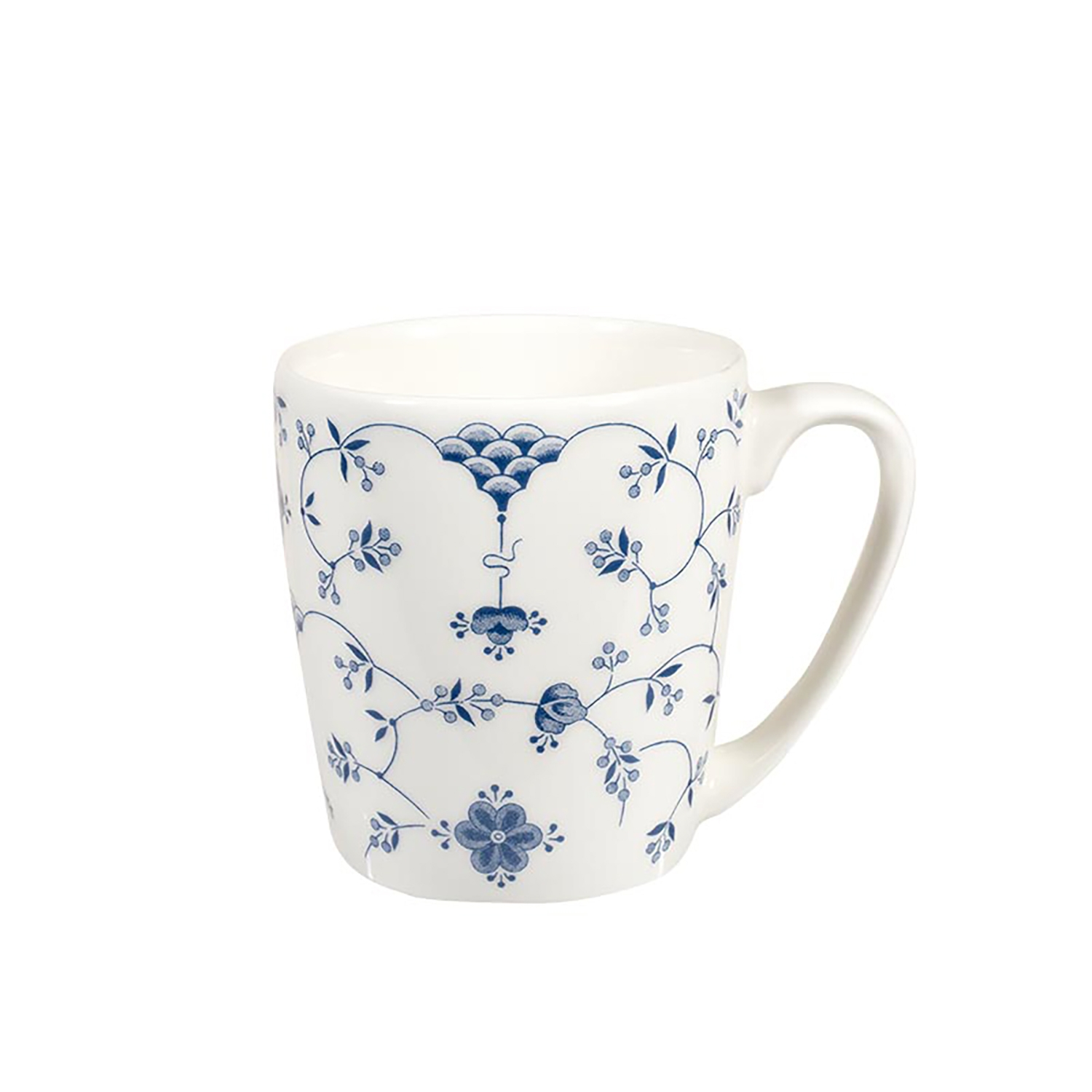 Image of Churchill China, Finlandia Mug, 300ml, Blue