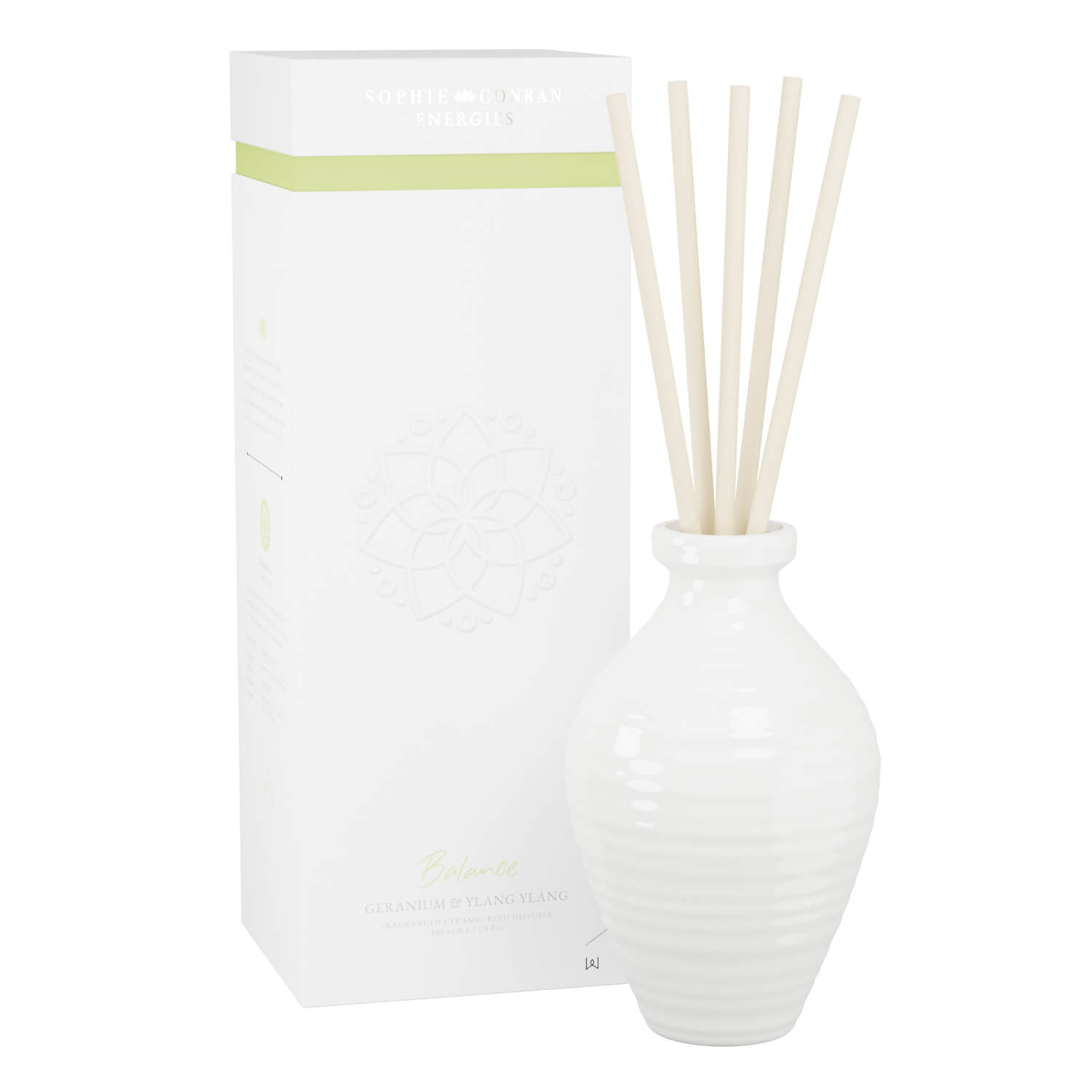 Image of Sophie Conran Reed Diffuser, 200ml, Balance