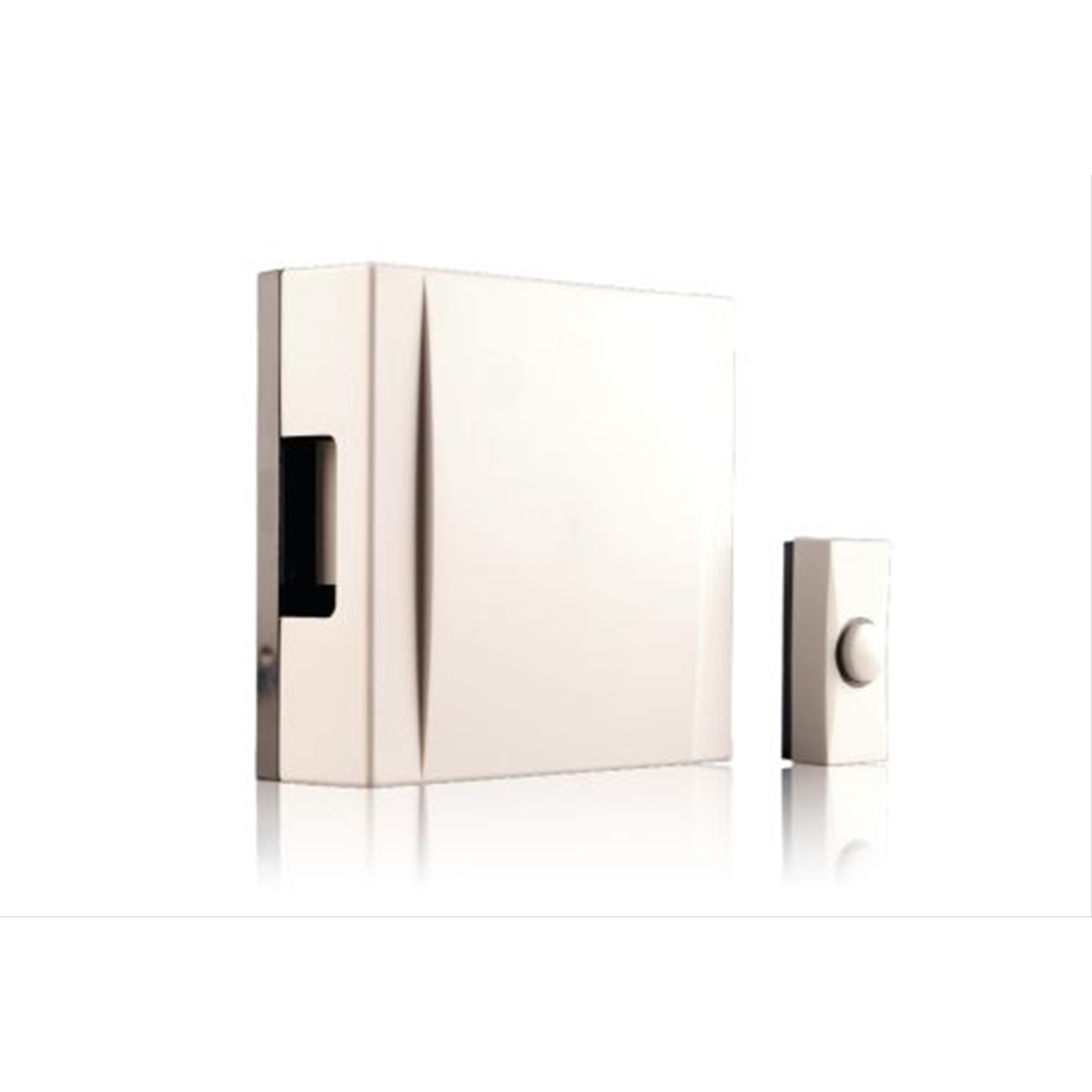 Image of Byron Wired Doorbell Chime Kit Complete