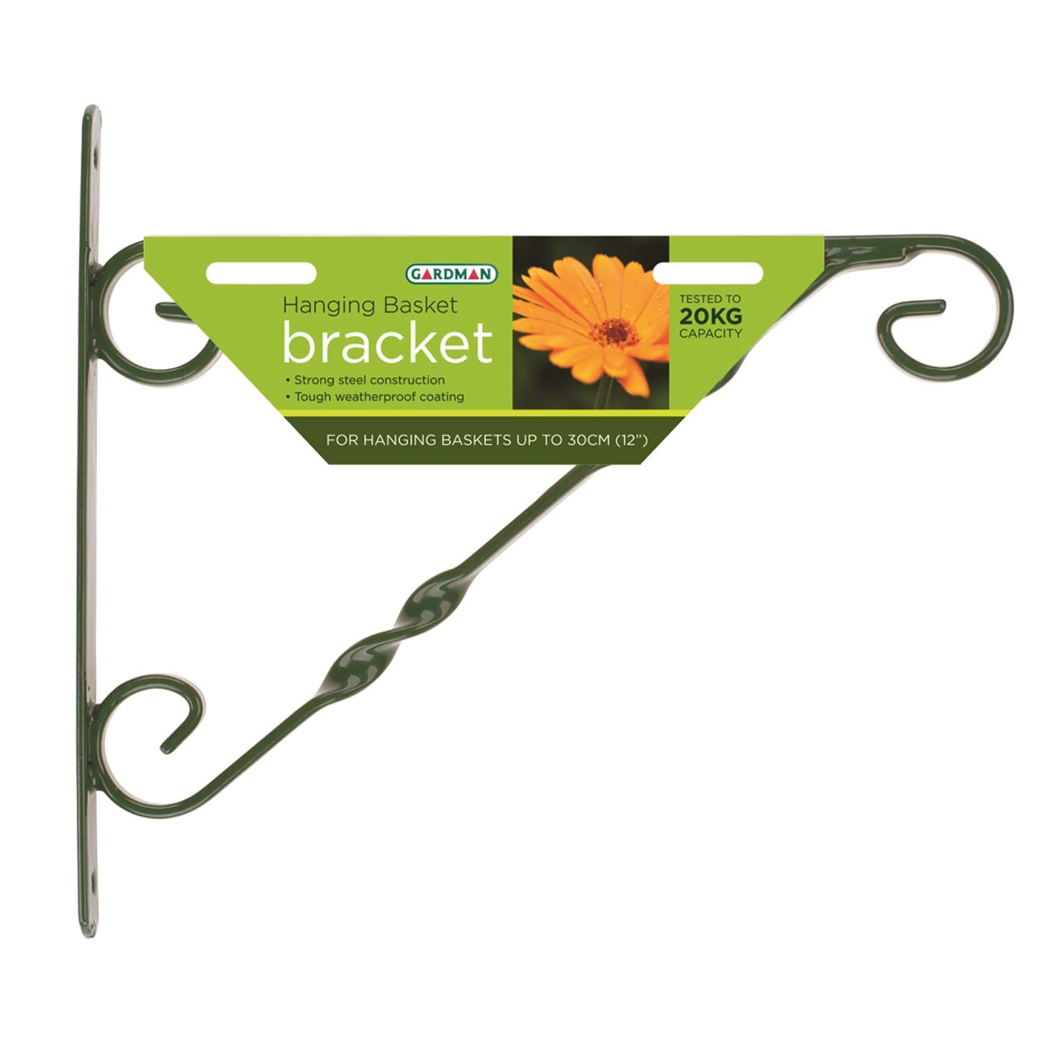 "12"" Hanging Basket Bracket"