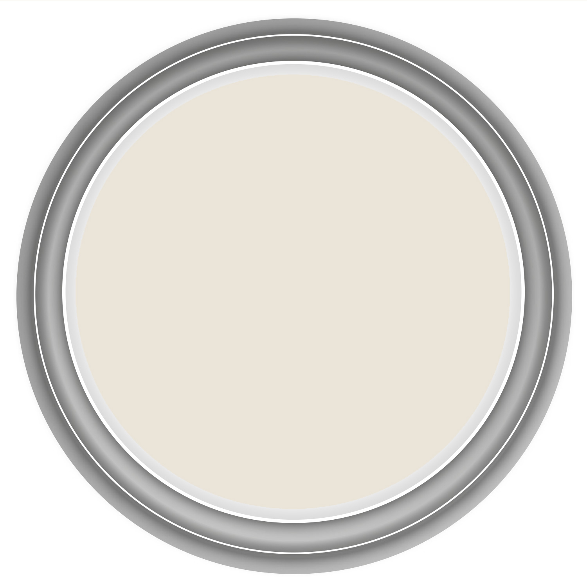 Image of Crown 2.5l Matt Emulsion Paint, Beige White